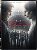 SGU: Stargate Universe – The Complete Final Season DVD review