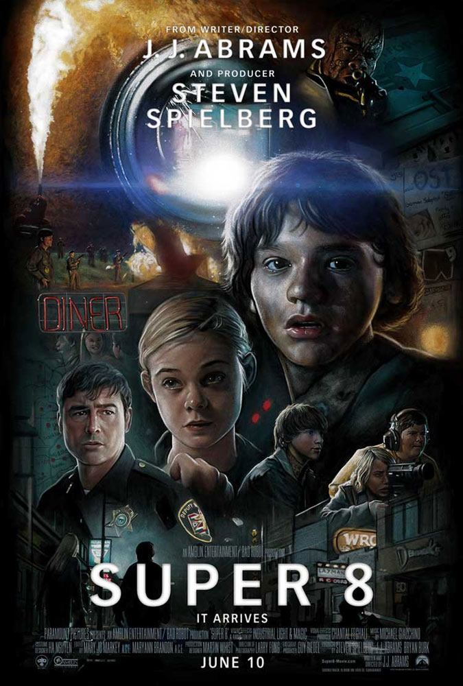 Watch Super 8 online at IOMovies. In the summer of , six friends spend their time making a zombie movie with an 8mm camera. Joe Lamb does the make-up and he tales a liking to Alice Dainard who has only recently joined the group. While filming at the local railway depot, they see one of their teachers, Dr. Woodward, turn his truck onto the.