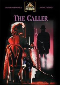 The Caller DVD box art