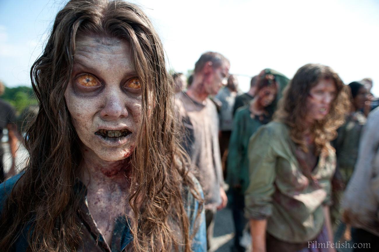 Scene from The Walking Dead Season 2