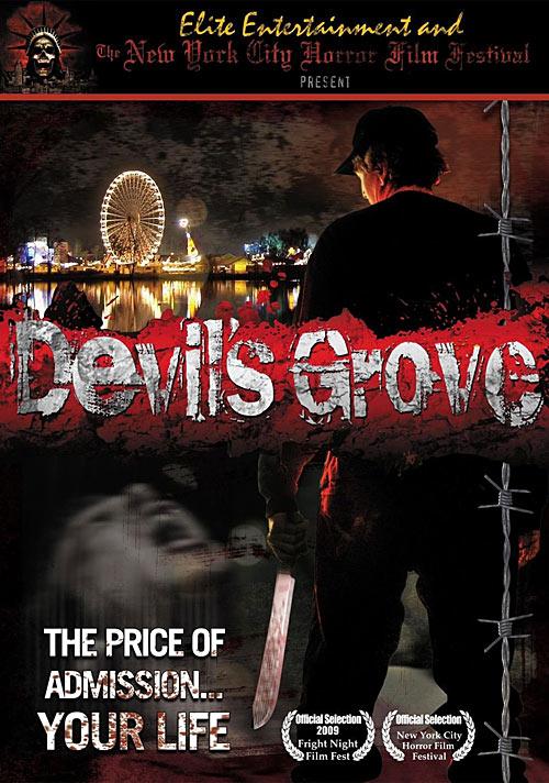 Devil's Grove DVD packaging