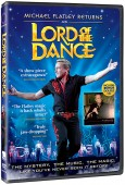 Win 1 of 3 copies of the brand new Lord of the Dance DVD/CD set