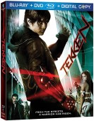 Win one of two copies of the live-action Tekken film on Blu-ray