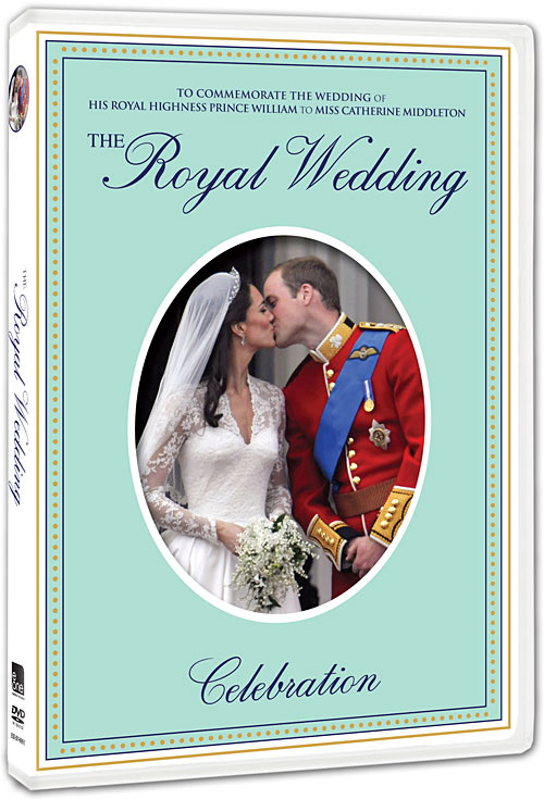The Royal Wedding on DVD