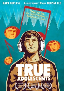Comic artist Cliff Chiang creates movie poster for indie True Adolescents
