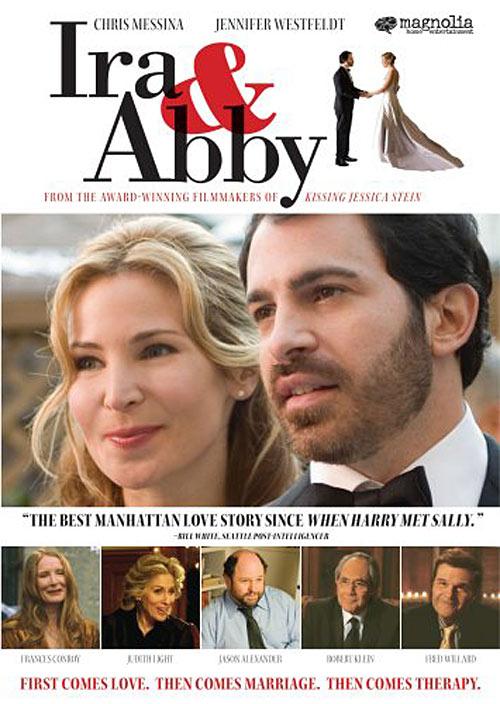 Ira & Abby DVD packaging