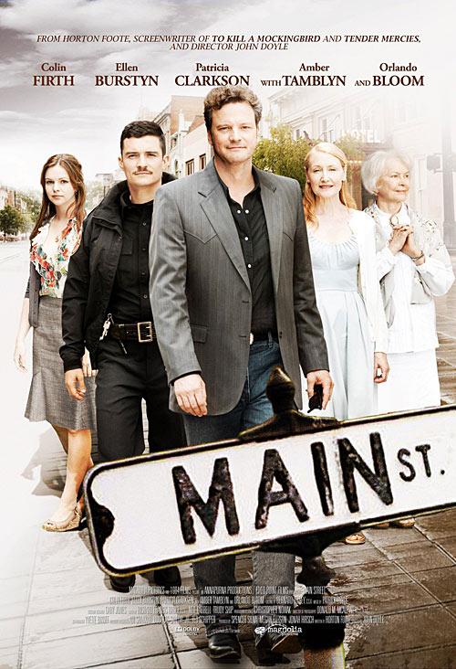 Main Street movie poster