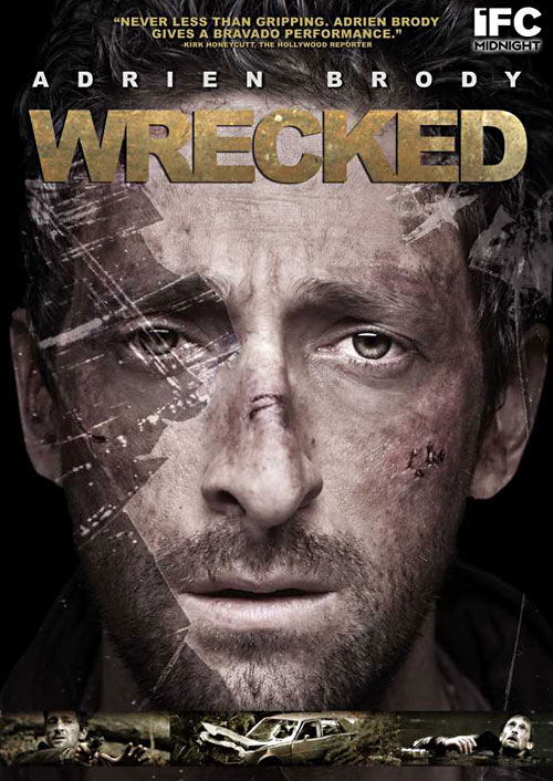 Wrecked Blu-ray packaging