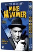 Win one of 3 copies of the entire Mickey Spillane's Mike Hammer series 12-DVD set