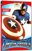 Captain America 1992 DVD
