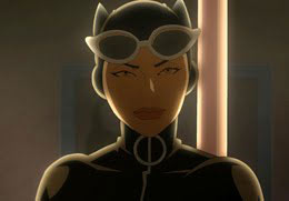 Catwoman animated short film