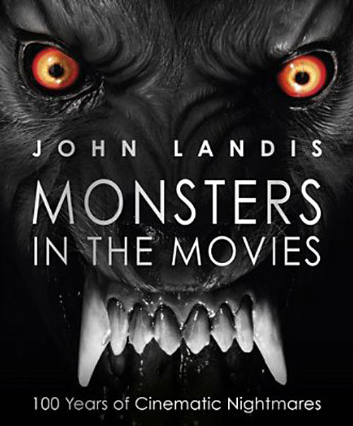 Monsters in the Movies book cover