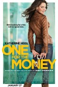 Poster for action-comedy One For the Money revealed