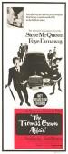 Steve McQueen's original cult crime classic Thomas Crown Affair to play Loew's