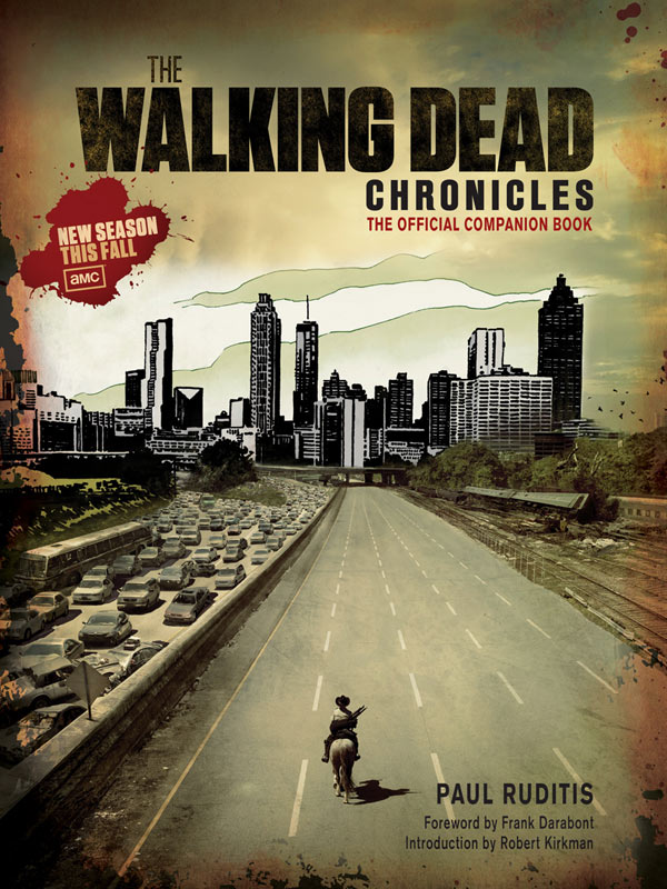 The Walking Dead Chronicles by Paul Ruditis