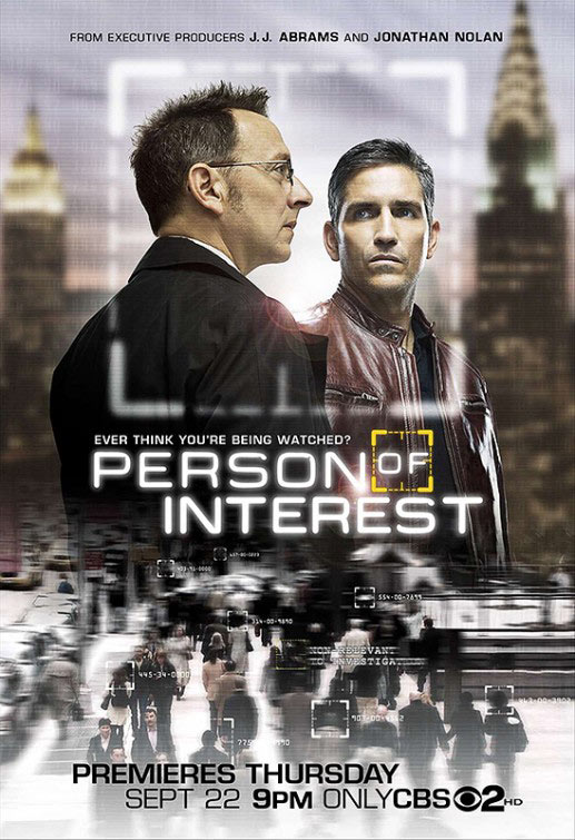 Person of Interest promotional poster