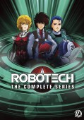 Win one of two copies of Robotech: The Complete Original Series on DVD
