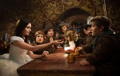 New images from the re-imagined Snow White