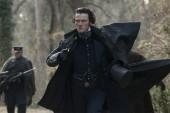 Luke Evans stars in Relativity Media´s upcoming release The Raven.