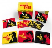 Win one of two copies of the never-before-released on DVD cult classic TV series It Takes a Thief