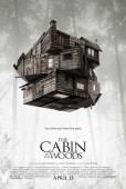 Creative new poster for Joss Whedon horror The Cabin in the Woods revealed