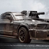Dougray Scott, Danny Trejo and Ving Rhames lensing Death Race: Inferno