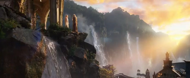 The Hobbit: An Unexpected Journey trailer hits the net
