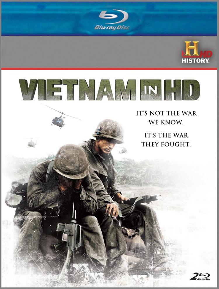 Vietnam in HD Blu-ray packaging