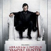 New images and a behind the scenes featurette from Abraham Lincoln: Vampire Hunter