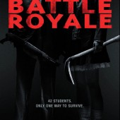 Battle Royale DVD and Blu-ray release package design