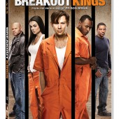 The Complete First Season of crime drama Breakout Kings hits streets in March