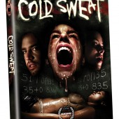 Win one of five copies of the lauded horror thriller Cold Sweat on DVD