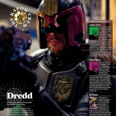 New image of Karl Urban as Judge Dredd