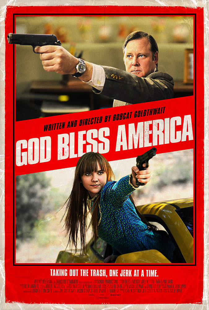 God Bless America film poster