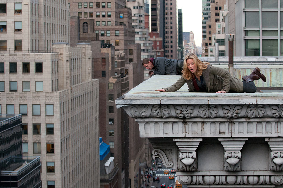 New Images From Suspense Crime Thriller Man On A Ledge