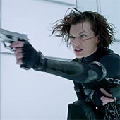First trailer for Resident Evil: Retribution hits the net