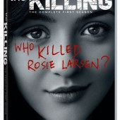 Art shots from The Killing Season One disc releases