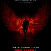 Official poster for The Raven released