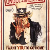 Win one of five copies of startling thriller Undocumented on DVD