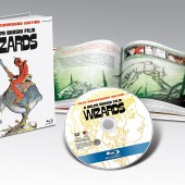 Ralph Bakshi cult classic Wizards 35th Anniversary Edition coming