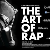 Something From Nothing: The Art of Rap getting theatrical release
