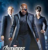 Marvel releases new images of The Avengers