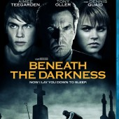 Win one of two copies of Beneath the Darkness on Blu-ray