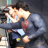 Man of Steel heading to The Great Wall for next movie