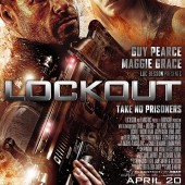Poster released for Luc Bessen-produced sci-fi thriller Lockout