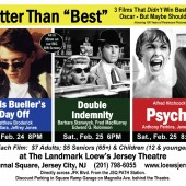 Cult classics Ferris Bueller's Day Off and Psycho returning to the big screen