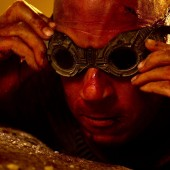 Vin Diesel reveals images from Riddick Sequel
