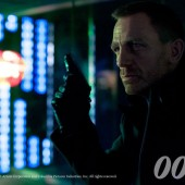 First photo released from next James Bond movie Skyfall