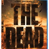 Win one of two copies of cult zombie hit The Dead on Blu-ray