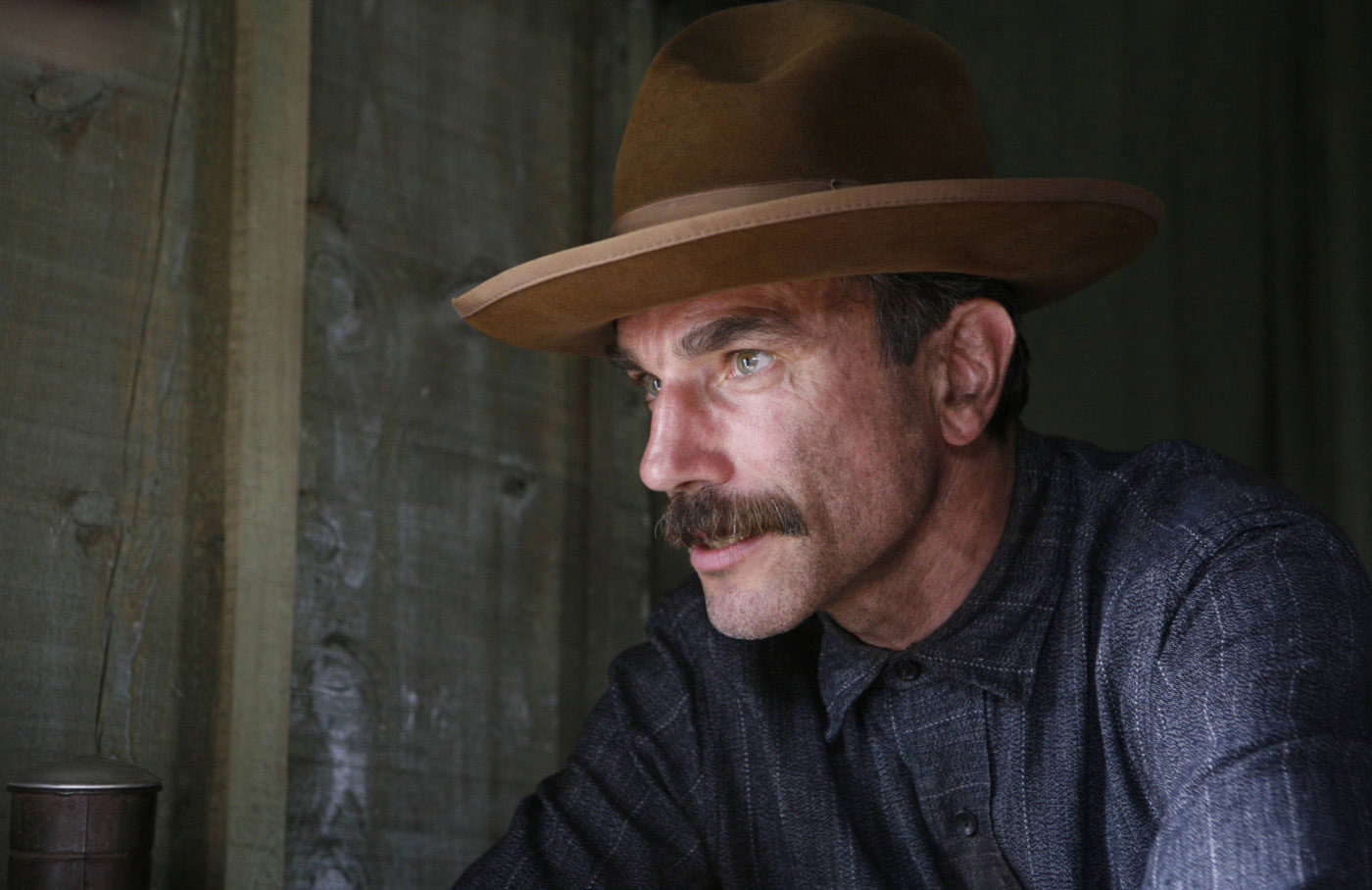 Daniel Day-Lewis in the 2007 film There Will Be Blood
